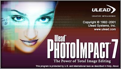 Ulead Photoinpact v7.0