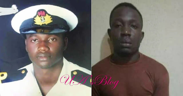 Why I Killed My Naval Officer Boss, His Girlfriend – Houseboy