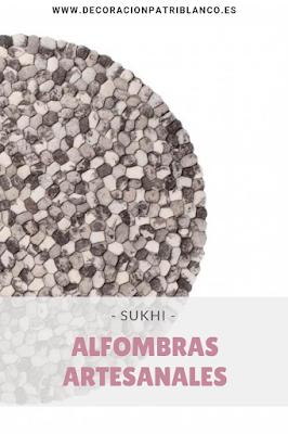 Alfombras artesanales de Sukhi