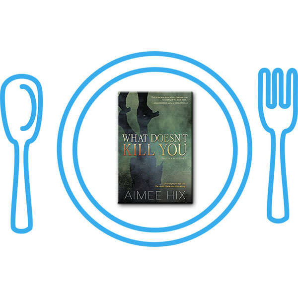 Debut Mystery Author Aimee Hix is on the Menu at The Blue