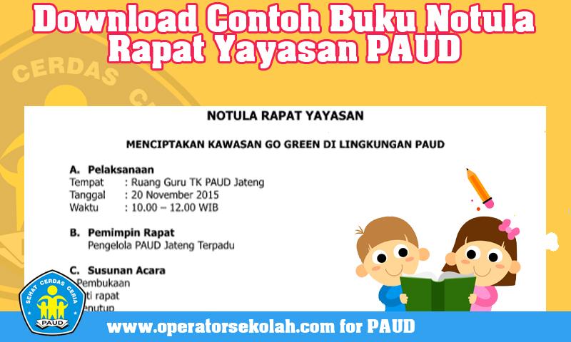 Download Contoh Buku Notula Rapat Yayasan PAUD.jpg