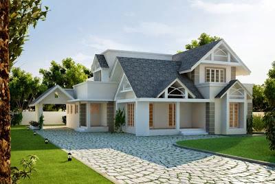 Arsitektur Rumah Minimalis Eropa Klasik