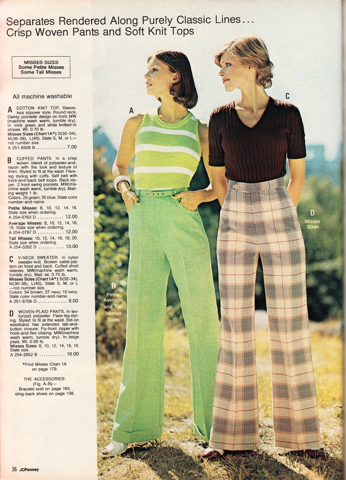 aaad88b221d Kathy Loghry Blogspot  That s So 70s  High Rise Pants!!