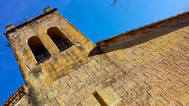 Mura y Talamanca iglesia