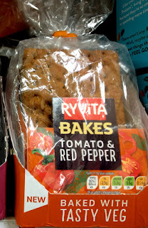 Ryvita Bakes Tomato & Red Pepper