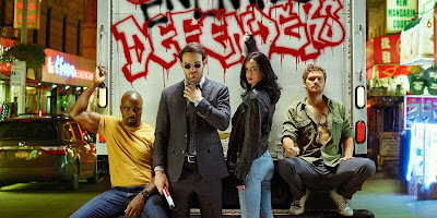 Serie The Defenders Marvel