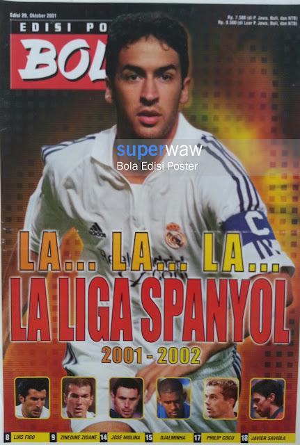 Bola Edisi Poster - LA... LA... LA... LA Liga Spanyol