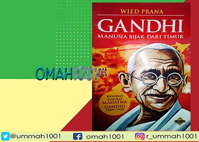 E-Book: Gandhi, Manusia Bijak Dari Timur