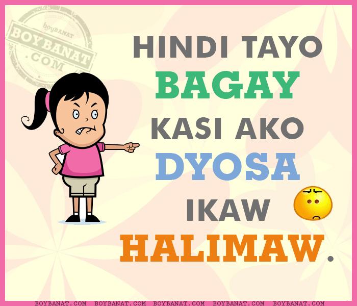 Boy Banat Quotes Tagalog