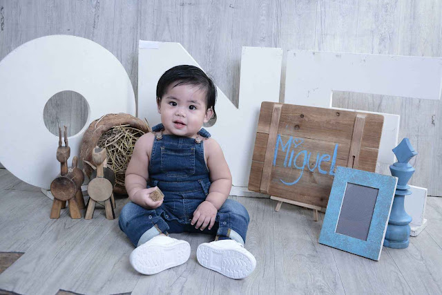Nice Print Studio baby photoshoot package