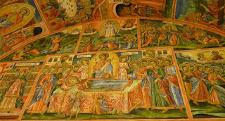 Monasterio Preobrazhenski o Monasterio de la Transfiguración.