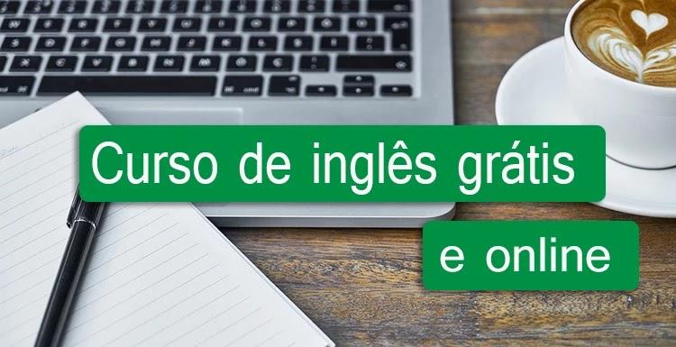 Inglês grátis e online