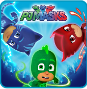 PJ Masks Super City Run Apk v1.0.0 Mod Full Update