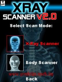 aplikasi x-ray