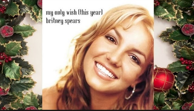 Lirik Lagu My Only Wish (This Year) Britney Spears Asli dan Lengkap Free Lyrics Song