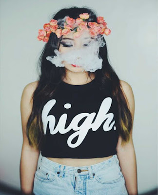 poses fumando tumblr para imitar