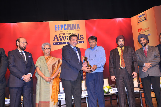 Toyota Kirloskar Motor bags National Exporter Award