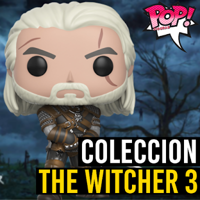 Lista de figuras funko pop de Funko POP The Witcher