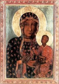 Obraz Matki Bożej Częstochowskiej