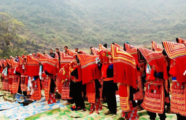 4.  Lễ Hội Cấp Sắc của người Dao