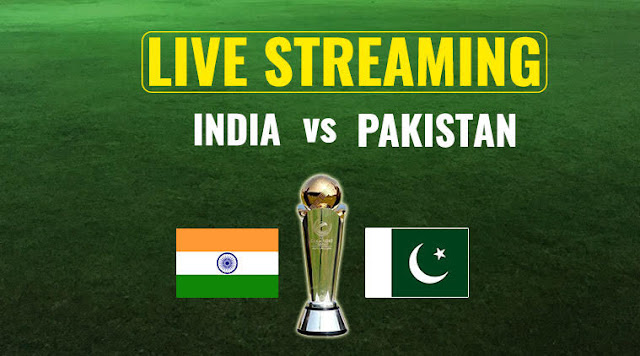 India Vs Pakistan 2017 Final Match Live