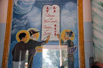 The Cao Dai 3 Santos