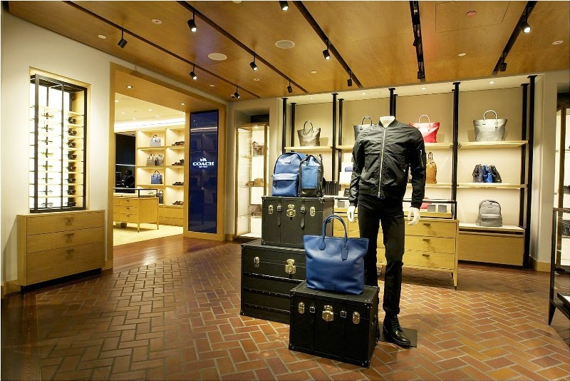 Coach Men's Boutique @ KLCC, Coach Men's, Coach, KLCC