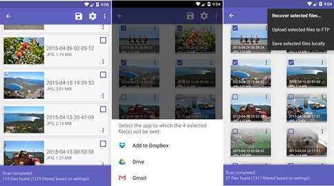 Cara Mengembalikan Foto, File, Video Terhapus di Android