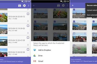 10 Cara Mengembalikan Foto, File, Video Terhapus di Android