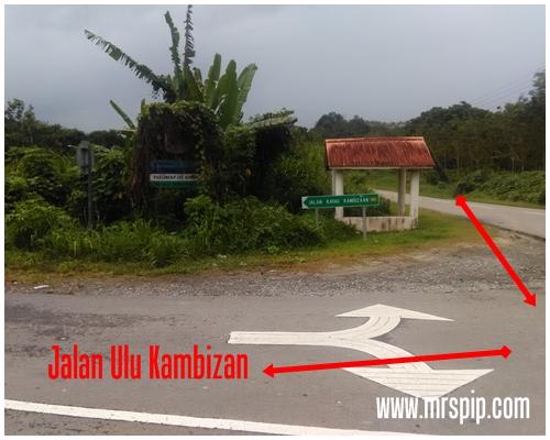 Road Trip: Jalan ke My Nurul Homestay Ponohuan, Papar