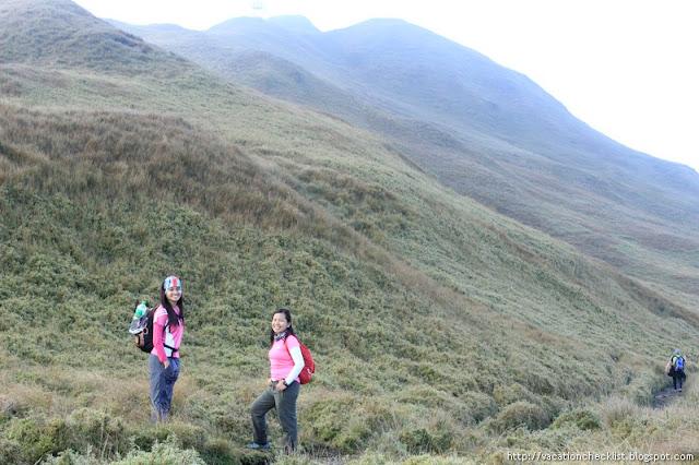 Hiking Mt. Pulag, Philippines