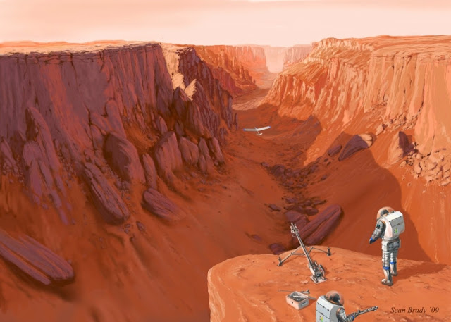 Puede impactar nuestras misiones en Marte