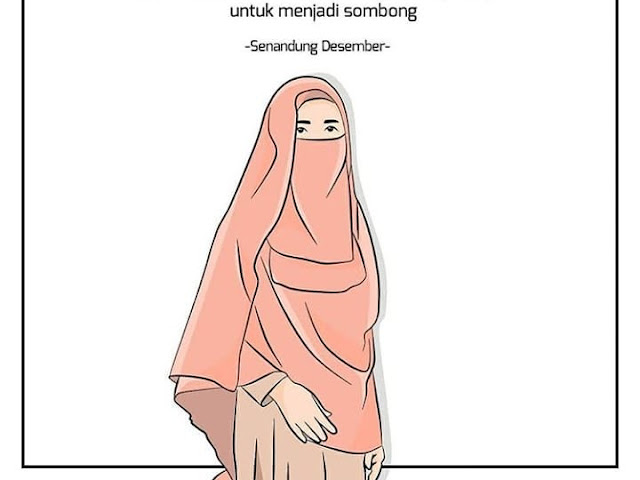 Beautiful HD Animated Hijaber Quotes