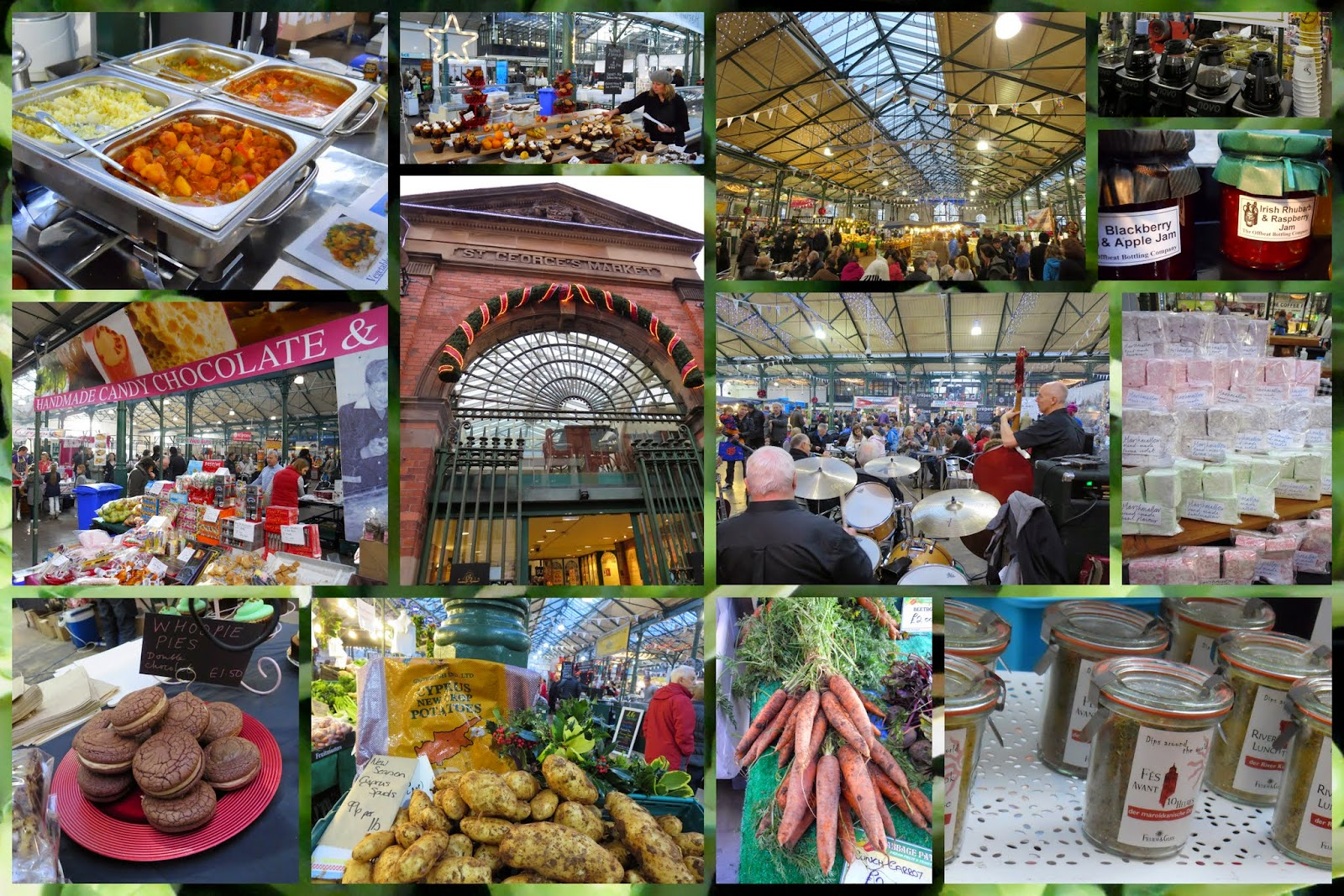 Best Food Hall in the UK: St. George's Market in Belfast
