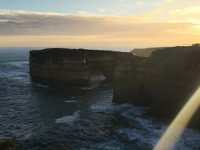 Great Ocean Road view Australia
