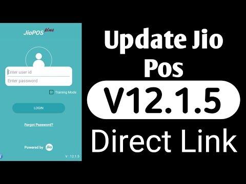 Jio Pos Plus 12 1 5 Apk Update   Jio Pos Plus 12 1 5 update