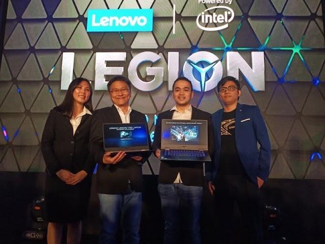 Lenovo Indonesia rilis duet Legion RTX