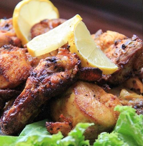 Resepi Ayam Goreng Lemon!!