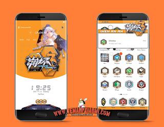 Tema Xiaomi Urusai Pro Mtz