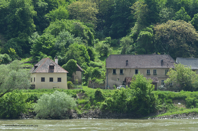 Drifting Down the Danube