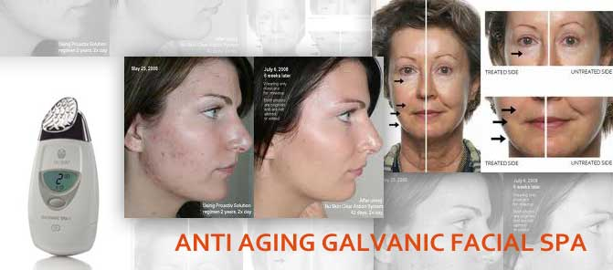 Anti Aging Galvanic Treatment