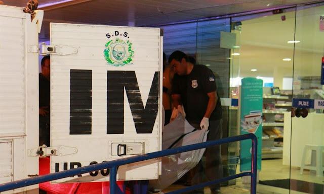 Sargento da Polícia Militar é morto em assalto à loja Nagem de Piedade