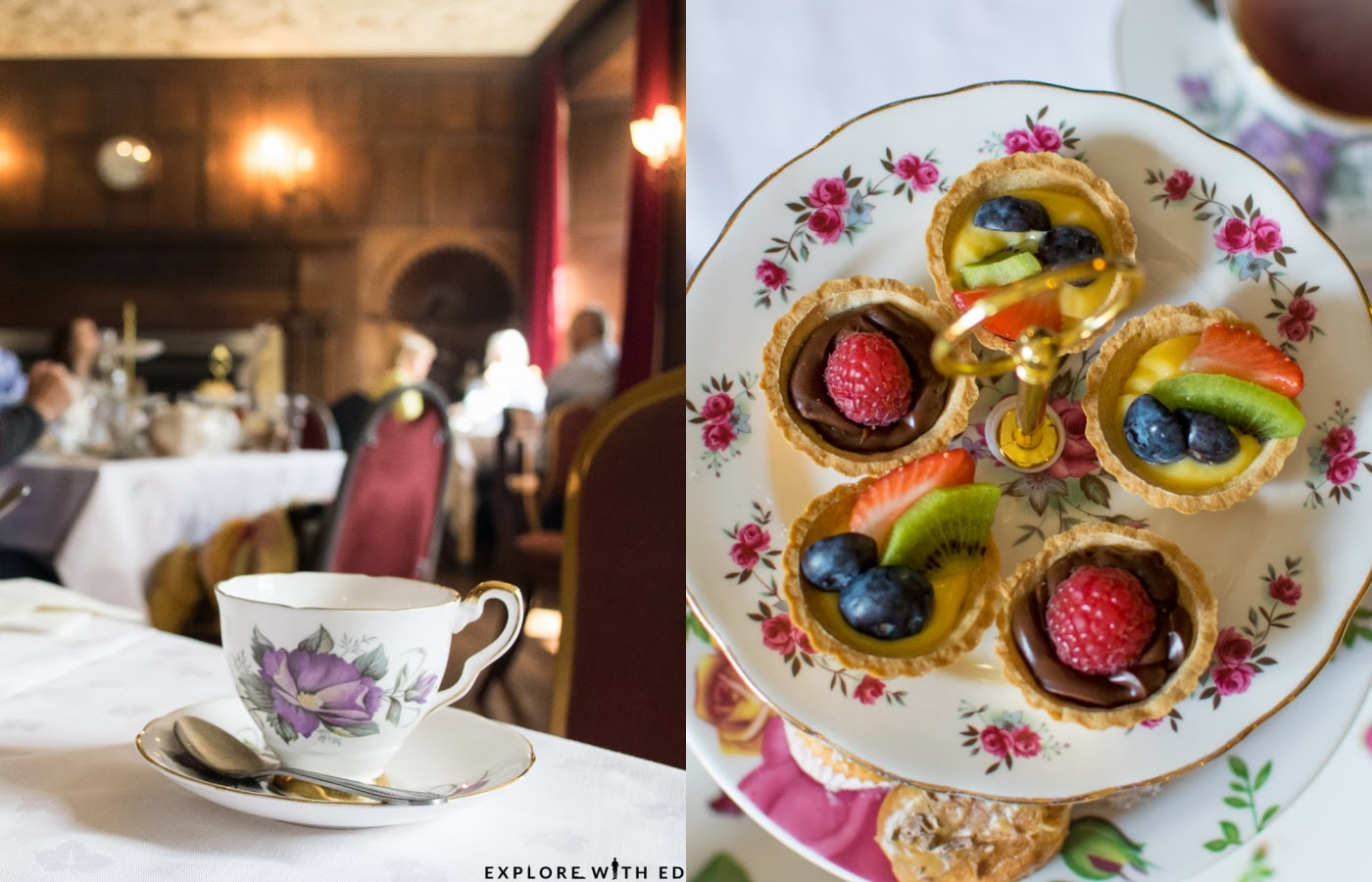 Wyndcliffe Court Afternoon Tea