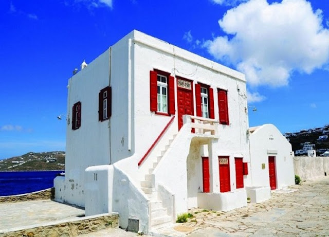 Museu do Folclore, Mykonos