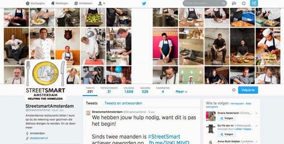 10 twittervragen: StreetSmart Amsterdam