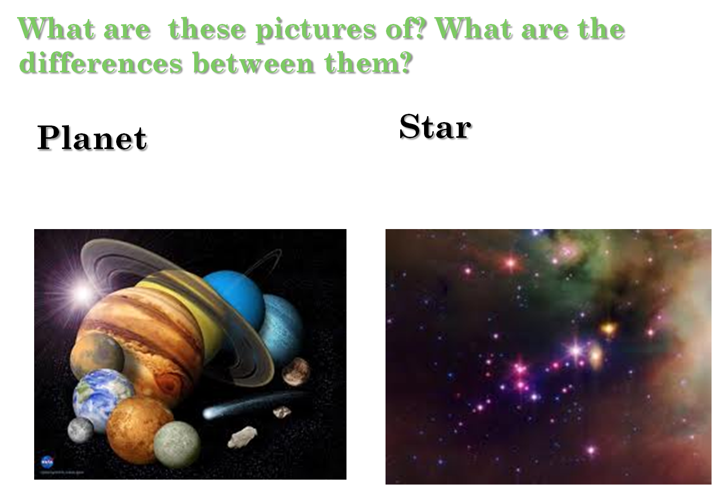 difference between stars and planets with comparison - HD1459×993