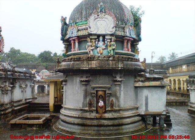 Thirumeeyachur Meganatha swami