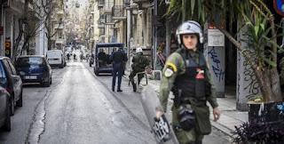 Δυστυχώς η σημαία του ISIS έφτασε στο κέντρο της Αθήνας