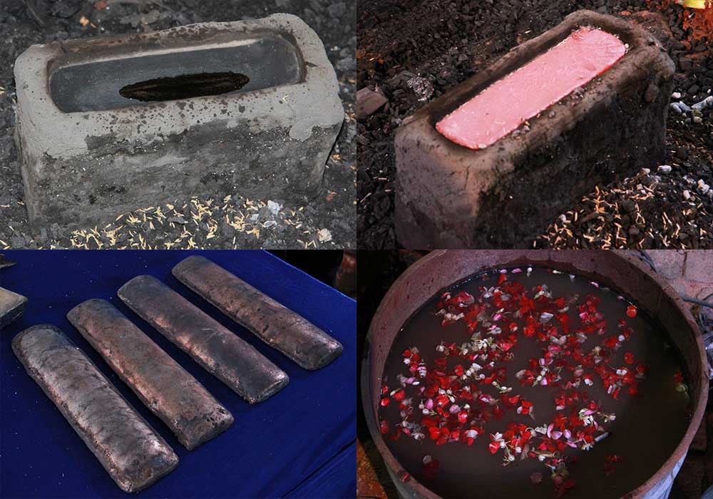 Proses mencetak logam