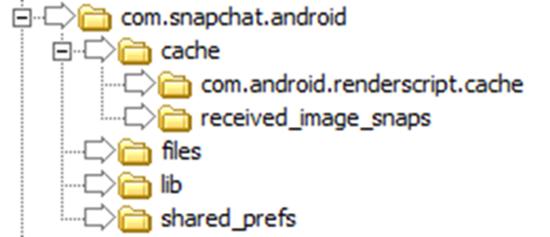 قم بإستعادة جميع مقاطع الفيديو والصور المحذوفة SNAPCHAT   3